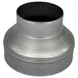 Kovová redukce 125/200mm