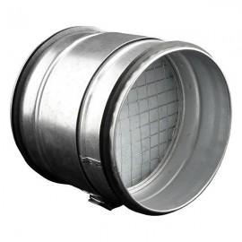 Filtr do potrubí na hrubé nečistoty Ø125mm Dalap KAP 125