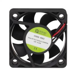 Větrák do PC12V, 50x50x15 mm, 5000 ot./min.