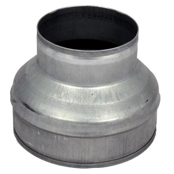Kovová redukce 100/150mm