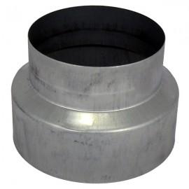 Kovová redukce 125/160mm