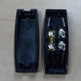 Vypínač mezišňůrový 3251-01910 černý