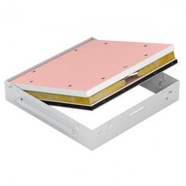 Protipožární revizní dvířka do SDK GKF EI60 300 x 300 klička, Strop