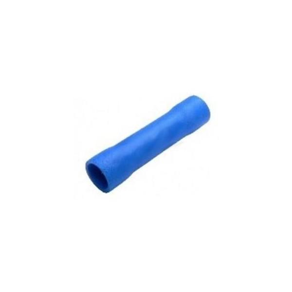Faston-spojka pro kabel 1,5-2,5mmm, modrá