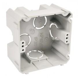 Elektroinstalační krabice pod omítku KP 67x67