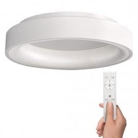 LED osvětlení s dálkovým ovladačem TREVISO 45cm, 48W, 2880lm stmívatelné, bílé