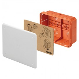 Elektroinstalační krabice pod omítku GW48006 196x152x70cm, IP40