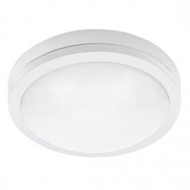 Venkovní LED osvětlení SIENA 23cm, 20W, 1500lm, IP54, bílé