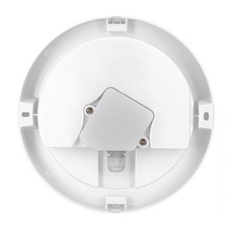 LED svítidlo ALBA 22W stříbrné