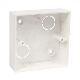 Lištová krabice univerzální LK 80x28/1 hluboká