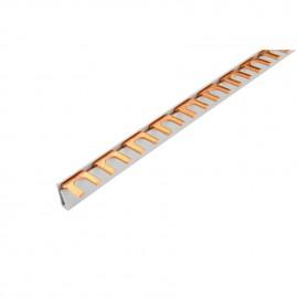 Propojovací lišta na jističe 12 modulů jednofázová