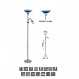 Stojací lampa světlo Duha LF34-MO/CHRM