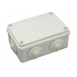 Elektroinstalační krabice na omítku IP55 S-BOX 206M průchodky 120x80x50