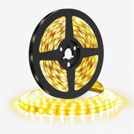 LED světelný pásek 5m, 1500lm/m, teplá bílá, IP20