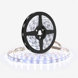 LED světelný pásek 5m, 1100lm/m, studená bílá, IP20