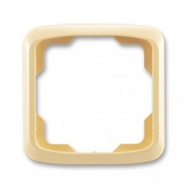 Rámeček  ABB TANGO 3901A-B10 D jednonásobný béžový