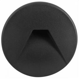 LED orientační světlo DECENTLY R2 85mm, 3W, černé