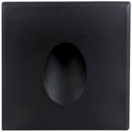 LED orientační světlo DECENTLY S1 85x85mm, 3W, černé