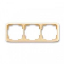 Rámeček ABB TANGO 3901A-B30 D trojnásobný vodorovný béžový