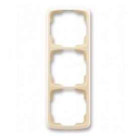 Rámeček ABB TANGO 3901A-B31 C trojnásobný svislý slonová kost