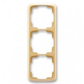 Rámeček ABB TANGO 3901A-B31 D trojnásobný svislý béžový