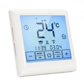 Pokojový termostat dotykový SE 200 230V/16A, IP21 s podlahovým čidlem