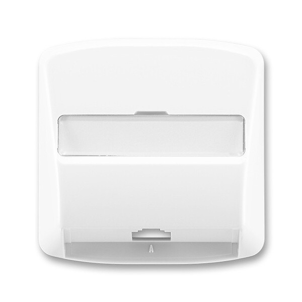 Kryt telefonní zásuvky s 1 otvorem ABB Tango 5013A-A00213B