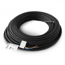 Univerzální topný kabel uniKabel 2LF 1530W, 90m