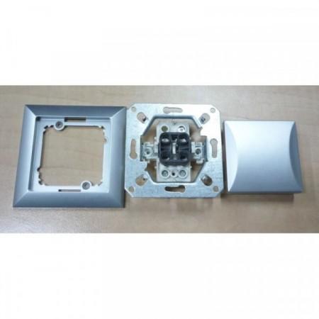 Zásuvka Opus datová 2x RJ45 měděná, pro internet
