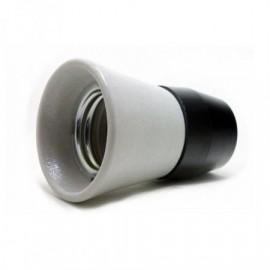 objímka E27 keramická/ plast M10x1 1332-136