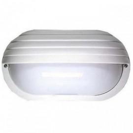 Průmyslové svítidlo NEPTUN bílé, 1xE27, 26x14cm, IP44