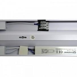 Zářivkové svítidlo KORADO 50cm, 15W, bílé
