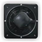 Ventilátor průmyslový Dospel WOKS 400