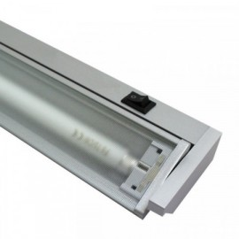 Osvětlení kuchyňské linky výklopné GANYS TL2016-21 21W - stříbrné