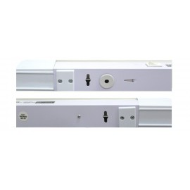 Zářivkové osvětlení svítidlo CAPRI TL3011-1x10W, bílé