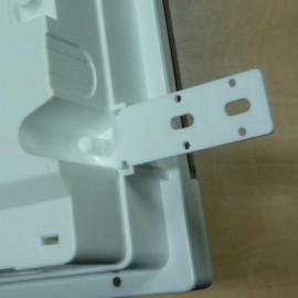 Vruty do elektroinstalačních krabic 3 x 30 mm, sada 2 ks zápust.