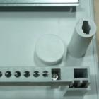 Plastový rozvaděč Noark PNS 2x18T nástěnný