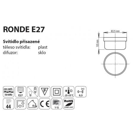 Bezdrátový zvonek do zásuvky DZ1-2, 2 x tlačítko