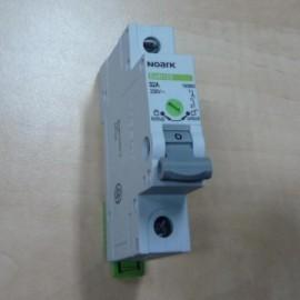 Hlavní vypínač 32A Noark Ex9I125 1P 32A