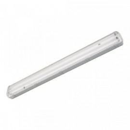 Zářivkové prachotěsné svítidlo DUST 66cm, G13, 2x18W, IP65