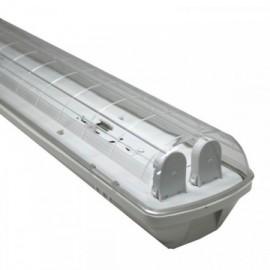 Zářivkové prachotěsné svítidlo TRUST 126cm, G13, 2x36W, IP65