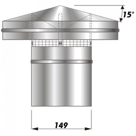 Ochrana proti zamrznutí FKM400 - 450W