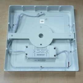 LED panel FENIX-S 12x12cm, 6W, 370lm, 2800K, IP20