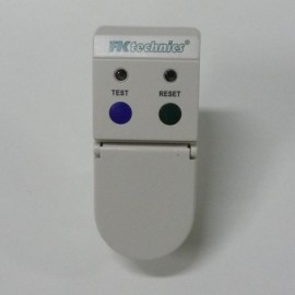 Proudový chránič do zásuvky 16A/230V 30mA, FKA518-C