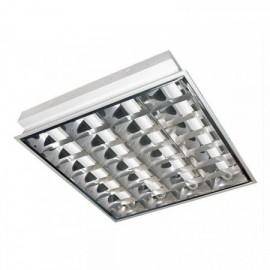 Zářivkové svítidlo TAU 61x61cm, 4x18W, G13, IP20