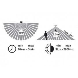 Redukce RM 250/315mm  kovová Zn