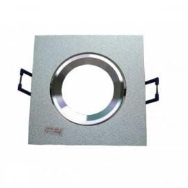 Bodovka do sádrokartonu výklopná IZZY DTO50-AL, hranatá hliníková