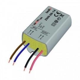 Transformátor pro LED svítidla na omítku 14V DC / 8W, IP56