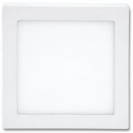 LED panel přisazený RAFA 2 23x23cm, 18W, 4100K, bílá