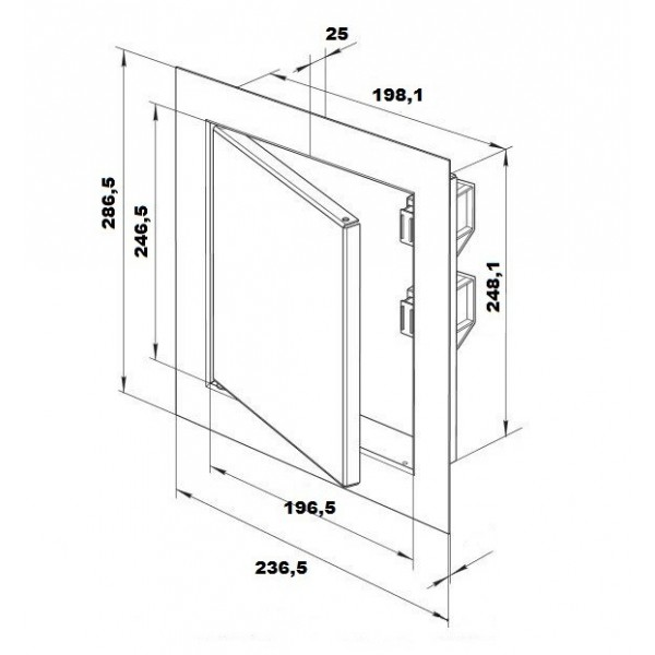 Stropní ventilátor se světlem Westinghouse 78001 - Delancey
